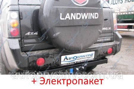 Фаркоп - Landwind X6 Внедорожник (2005--)