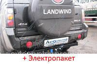 Фаркоп - Landwind X6 Внедорожник (2005--), фото 1