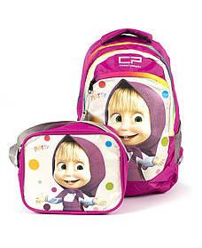 Рюкзак шкільний CoolPack Маша 1301 рожевий Туреччина