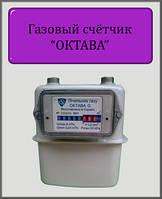 Газовый счётчик ОКТАВА 2.5 Мембранный