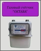 Газовый счётчик ОКТАВА 4 Мембранный