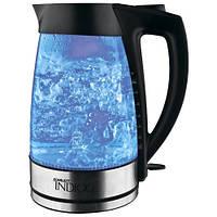 Электрический чайник Scarlett IS-500 INDIGO с подсветкой, фото 1