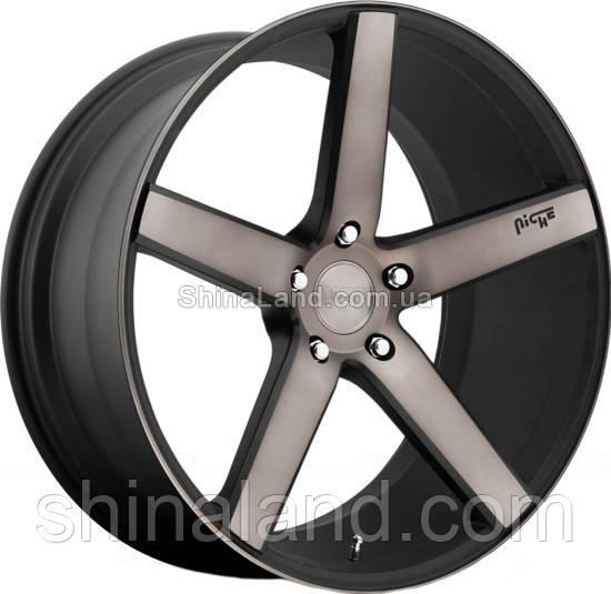 Литые диски Niche Milan 9,5x19 5x120 ET35 dia72,6 (BDDT)