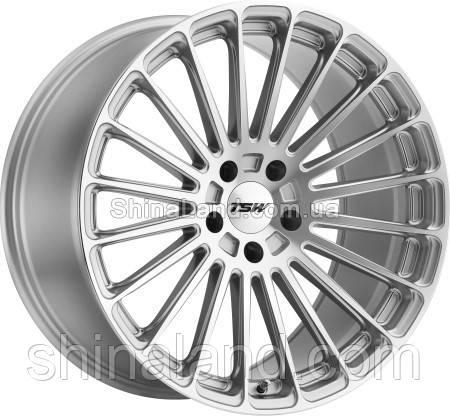Литые диски TSW Turbina 8x17 5x114,3 ET40 dia76,1 (TSMCL)