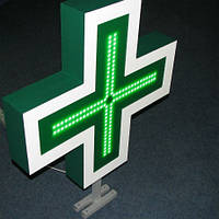 "Светодиодный аптечный крест ""ОПТИМА+""   ..............745 х 745мм"