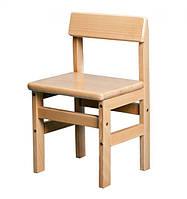 Детский стульчик из бука, фото 1