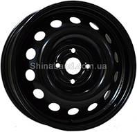 Стальные диски Trebl 6775T 5,5x15 4x100 ET45 dia60,1 (Black)