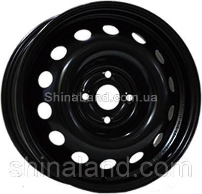 Стальные диски Trebl 7405T 5,5x15 4x100 ET51 dia54,1 (Black)