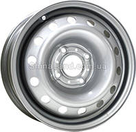 Стальные диски Trebl 8270T 6x15 4x114,3 ET44 dia67,1 (Silver)