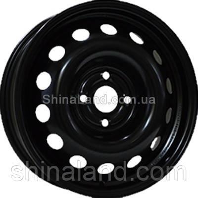 Стальные диски Trebl 9695T 6,5x16 4x108 ET31 dia65,1 (Black)