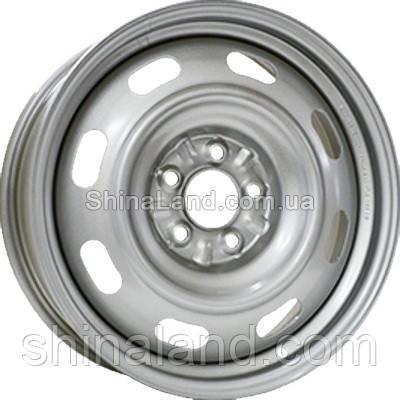 Стальные диски Trebl X40026 6,5x16 5x114,3 ET45 dia54,1 (Silver)