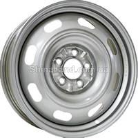 Стальные диски Trebl 9053T 6,5x16 5x120 ET62 dia65,1 (Silver)