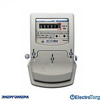 Однофазный однотарифный электросчетчик ЦЭ 6807Б-U К 1,0 220В 5-60А М6Ш6 Энергомера