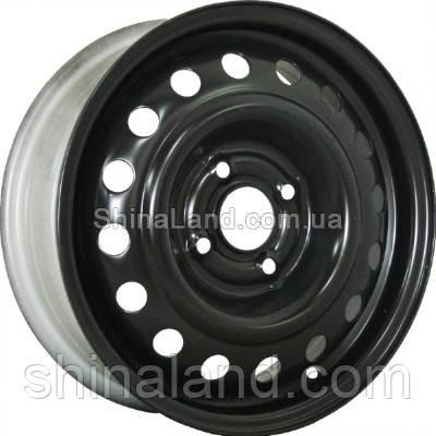 Стальные диски Trebl 9312T 7x17 5x114,3 ET50 dia64,1 (Black)
