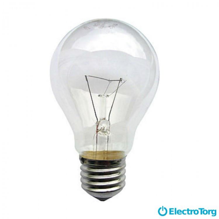 Лампа накаливания 60 Вт/E27 Ukraine