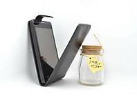 Защитный чехол книжка  для смартфона Jiayu G3 G3T G3S G3C Black Leather