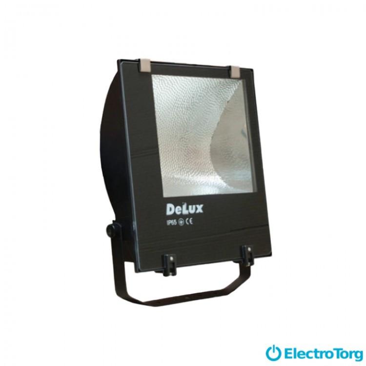 Прожектор SF-400 400Вт E40 черный Delux