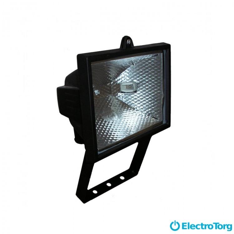Прожектор FDL-78 150W черный Delux