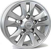 Литые диски WSP Italy Toyota W1758 Jeddah 8x17 5x150 ET60 dia110,1 (S)