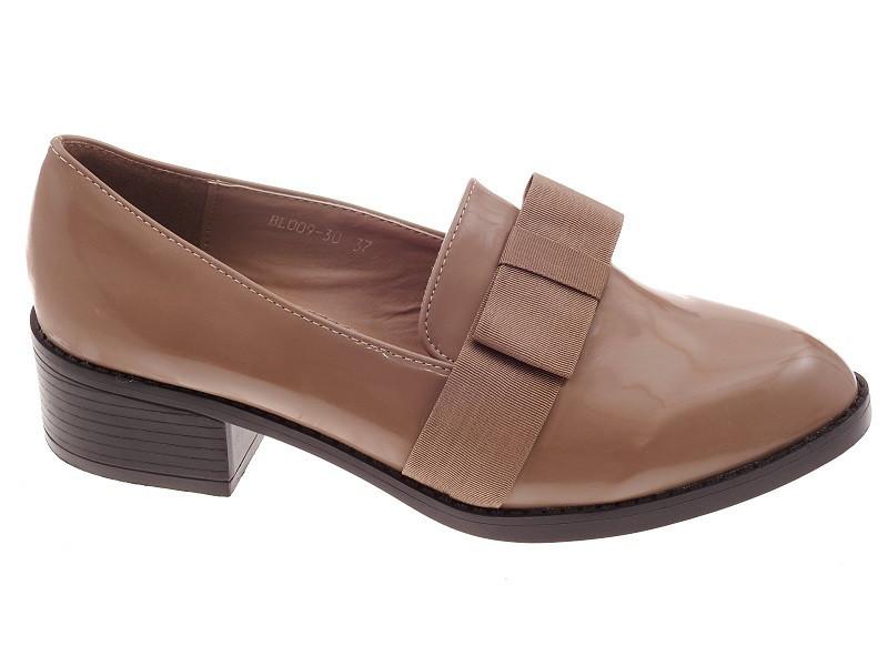 Польские туфли на каблуке для женщин