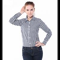 e6c8e0dd394 Рубашка женская в клетку в Мариуполе. Сравнить цены