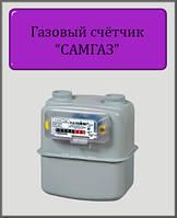 Газовый счётчик САМГАЗ 2.5 2Р узкий 3/4 Мембранный