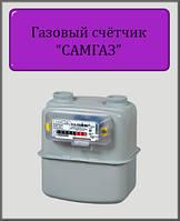 Газовый счётчик САМГАЗ 4 2Р узкий Мембранный