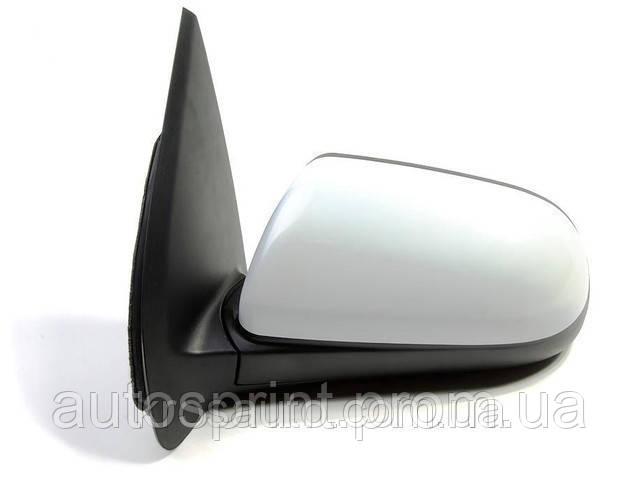 Зеркало боковое Aveo-3 электр. (96458172) левое