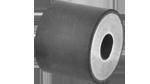 Цилиндрические виброгасители со сквозным отверстием