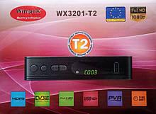 Цифровой тюнер ресивер Wimpex Wx3201-t2