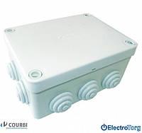 Распределительная коробка 100х100х50 IP55 COURBI(КОРБИ)100*100*50