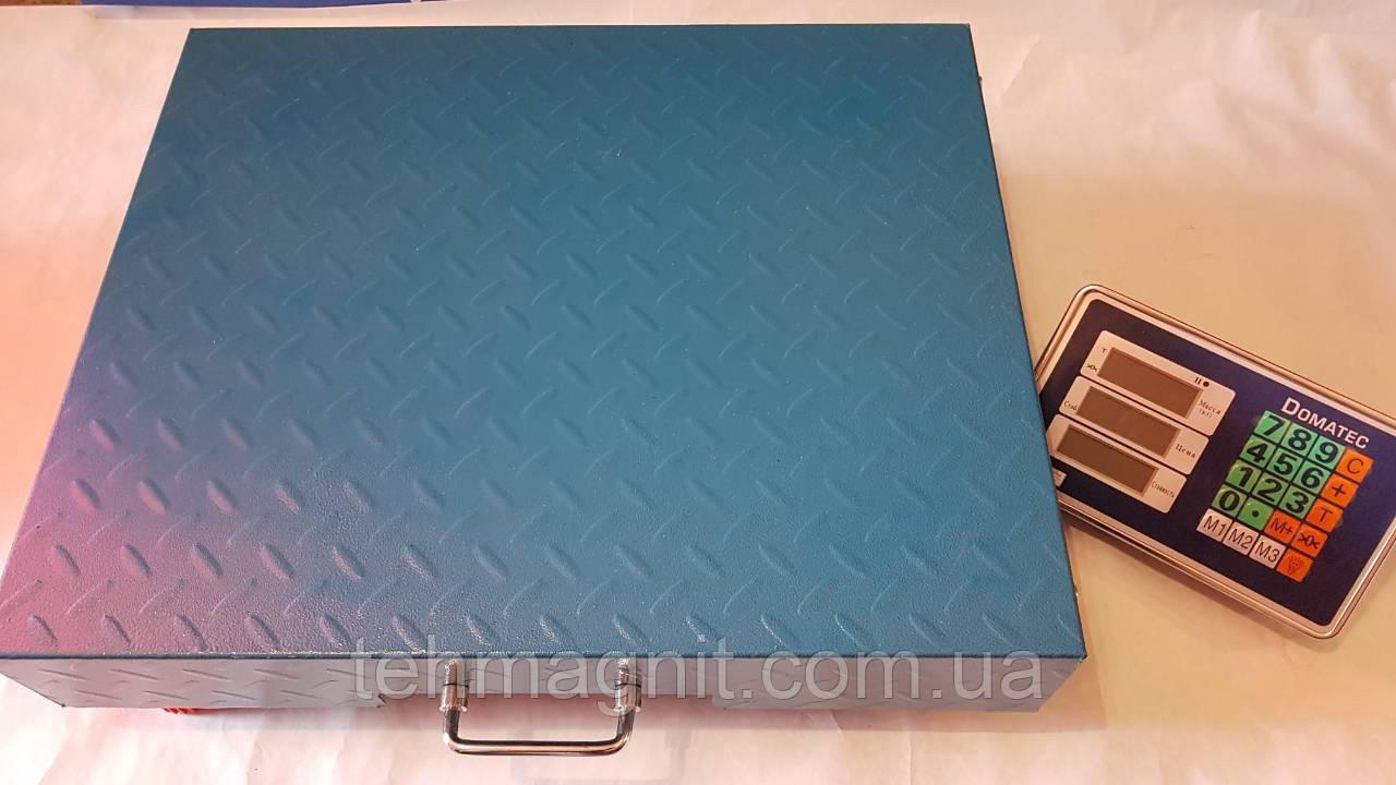 Ваги торгові бездротові Wi-Fi 600 кг 45x60, Товарні ваги