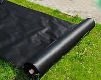 """Агроволокно """"Shadow"""" 50g/m2  3.2х100м (Чехия). Черное."""