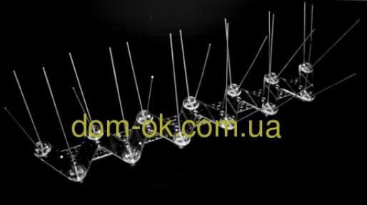 Шипы от птиц - антиприсадные шипы от птиц 40 шипов