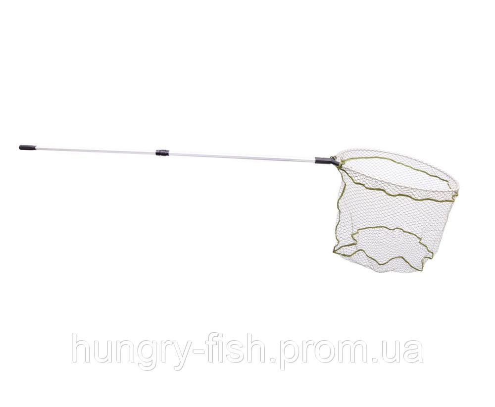 Подсак складной теле Flagman Rubber mesh 2.50м 65х60см