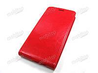 Чехол флип Samsung Galaxy J6 2018 J600 (красный)