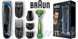 Braun MGK 3040 7 в 1 + для гоління gilette в подарунок
