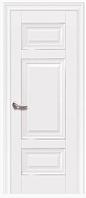 Двери Шарм ПГ с Молдингом белый матовый