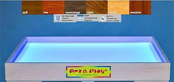 Планшет для песочной анимации 500Х330 мм цветной