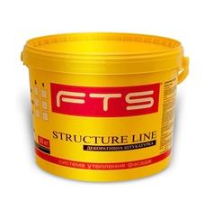 Штукатурка силиконовая барашек, короед FTS
