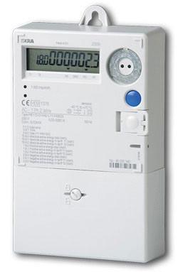 Счетчик электроэнергии ISKRA ME172-D1 однофазный многотарифный электронный 5(85)A