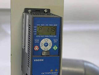 Перетворювач частоти Vacon 0020-3L-0006-4+DLRU