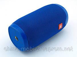 JBL Llink h101x 16W копия link, портативная колонка с Bluetooth FM MP3, синяя, фото 3