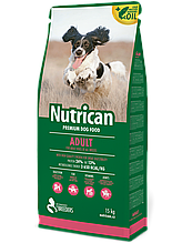 Nutrican Adult корм для взрослых собак