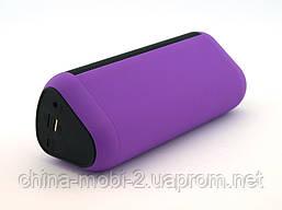 JBL Pulse 2 X2 копия, колонка 5W с Bluetooth MP3, фиолетовая, фото 3