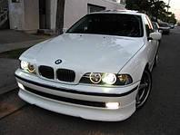Губа накладка переднего бампера тюнинг обвес BMW E39 стиль Hamann до рестайлинг