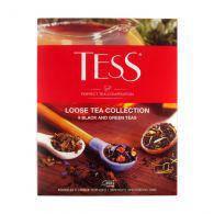 """Подарочный чай """"Tess"""" (ассорти 9 вкусов) 355g"""