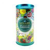 "Подарочный чай Lovare ""Брызги шампанского"" 80g"