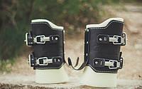 Гравитационные ботинки (инверсионные сапожки для турника) NewAGE Comfort до 150 кг на защелках, фото 1