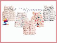 Детские теплые жилеты оптом (от 50 шт.), фото 1